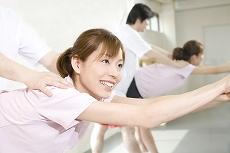 運動療法、ストレッチ